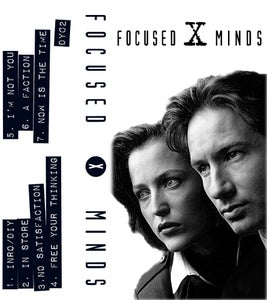 Image of DY02 FocusedxMinds-Straight Edge Overload