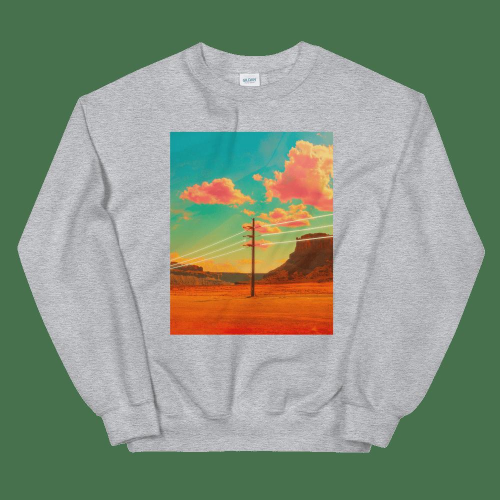 "Unisex Sweatshirt: ""Communication"""