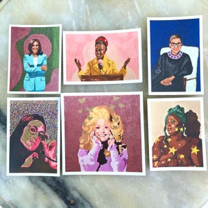 Image of Women of Influence Sticker Pack