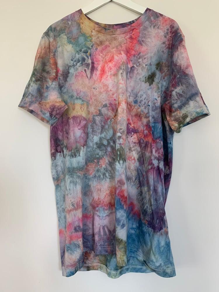 Image of Tie Dye 1 of 1 XL (Purple Matter)