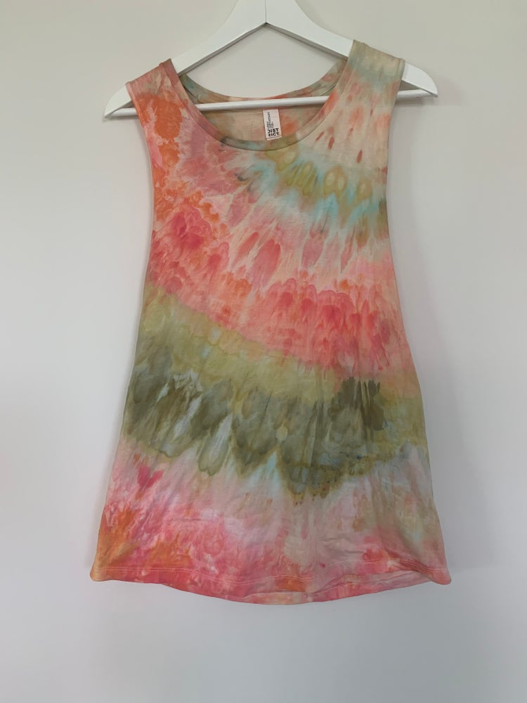 Image of Tie Dye Large 1 of 1 (Watermelon)