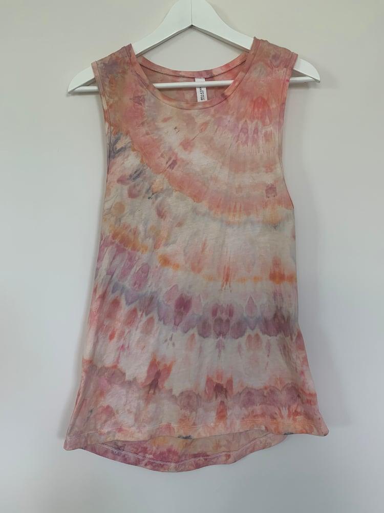 Image of Tie Dye 1 of 1 M (Pink Sun)