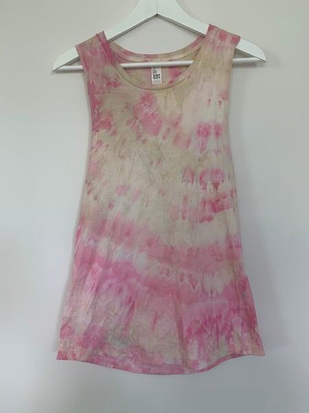 Image of Tie Dye 1 of 1 S (Pink Shore)