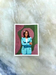 Image of VP Kamala Harris Sticker