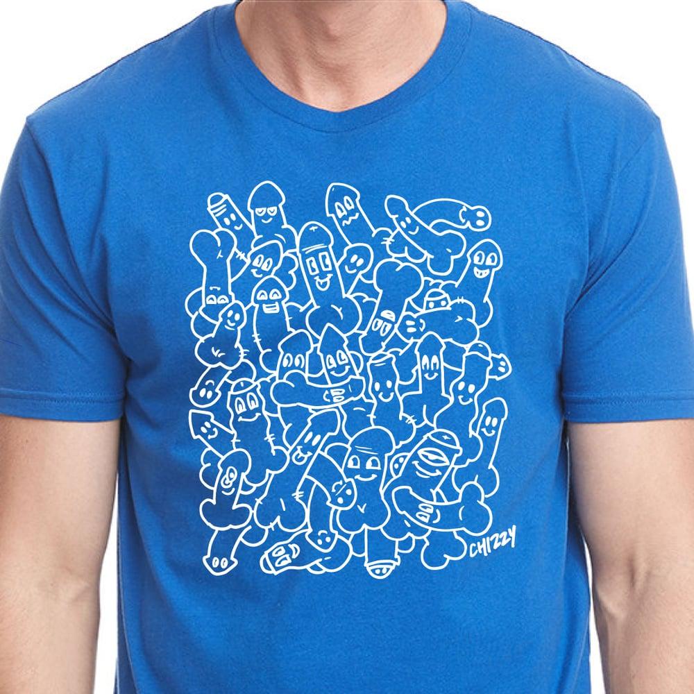 Image of DOODLE DIX (BLUE)