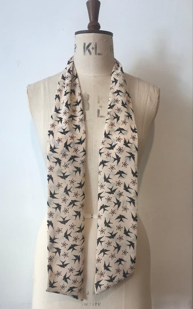 Image of Printed neck tie