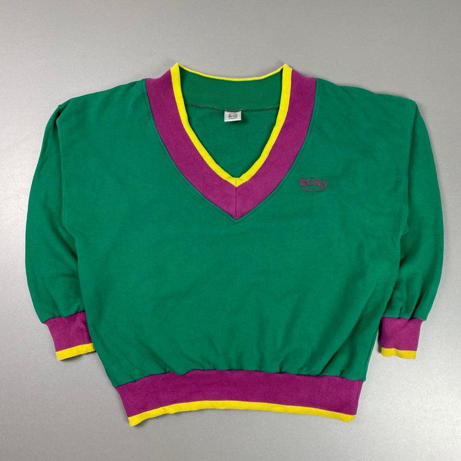 Image of Hugo Boss sweatshirt, size medium