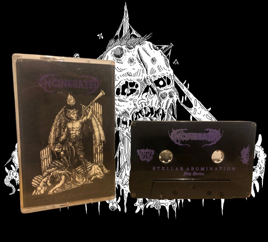 Image of Incinerated -Stellar Abomination (reaping death)