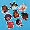 Last Legacy ✧ Chibi Stickers