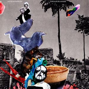 """Image of Círculos de Amigos 10"""" EP"""