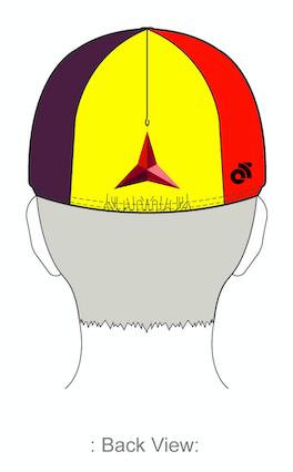 National Clarion Cycling Club 1895 Cycling Cap