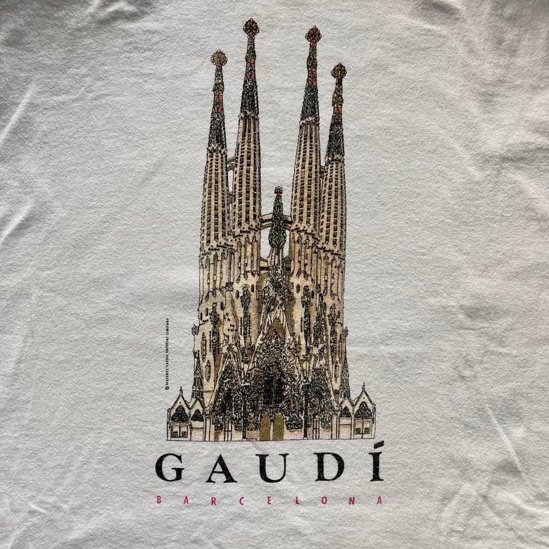 Image of Gaudi Barcelona Shirt