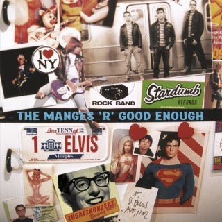Image of The Manges - R Good Enough Lp (Remastered)