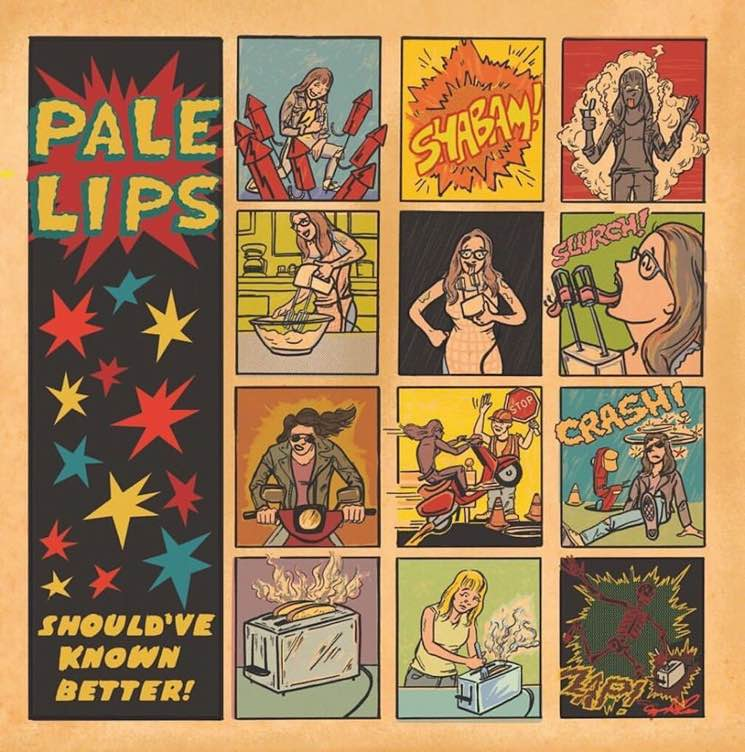 """Image of Pale Lips - Should've Known Better 7"""""""