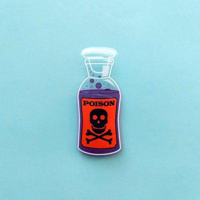 Image of Poison Sticker