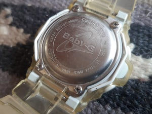 Image of Early 00's Casio Baby-G BG-169a