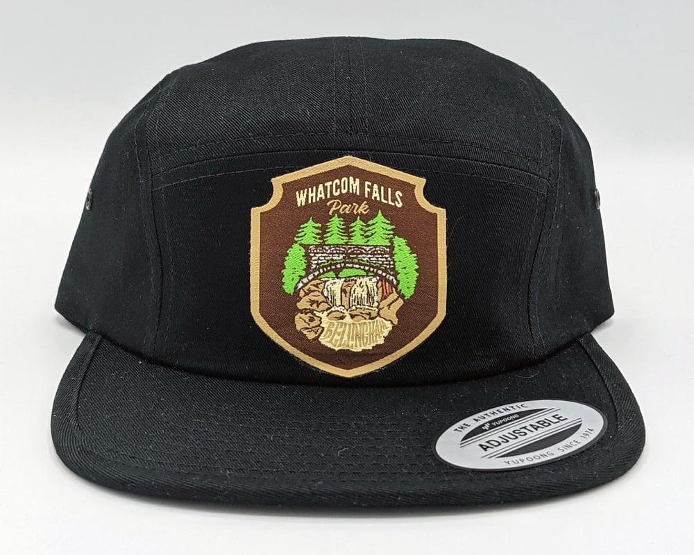 Image of Whatcom Falls 5-Panel Hat