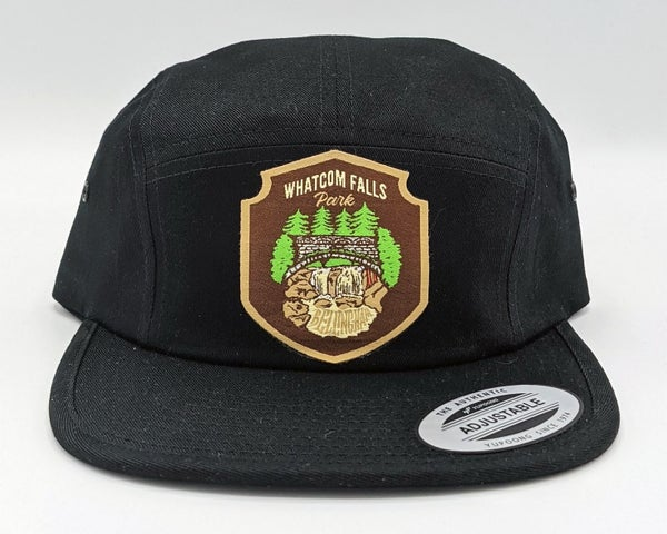 Image of Whatcom Falls 5-Panel Hat