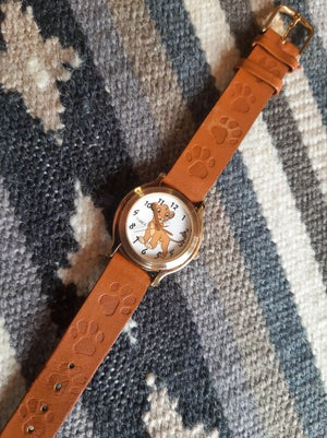 Image of 90's Timex Simba / The Lion King Watch