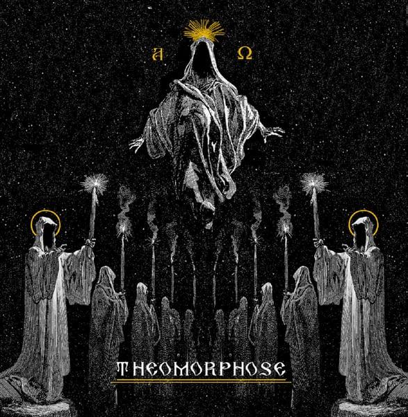 "Image of IUS TALIONIS ""Theomorphose"" 7"""