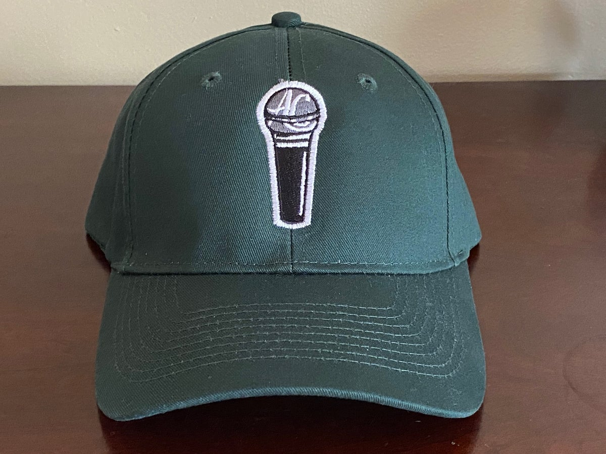 Image of AC Microphone Logo Hat