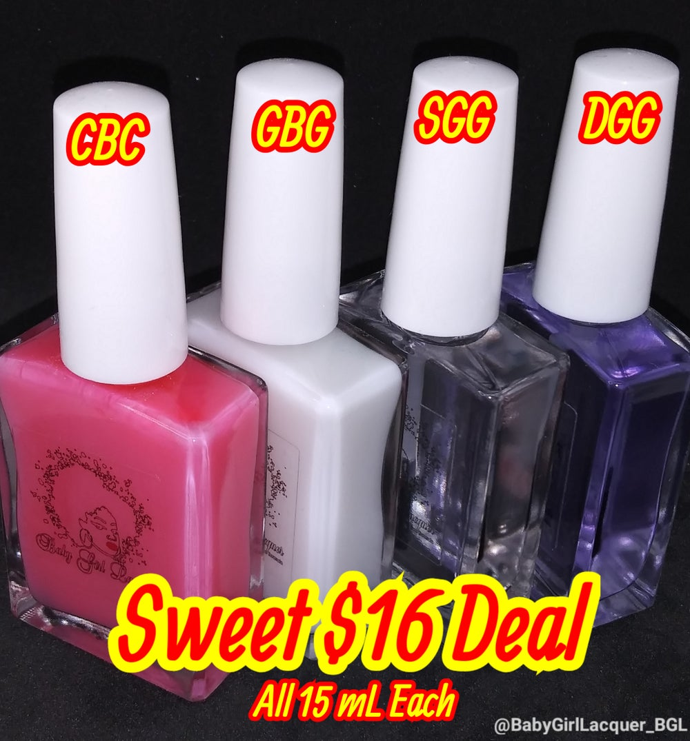Image of Sweet $16 Deal!