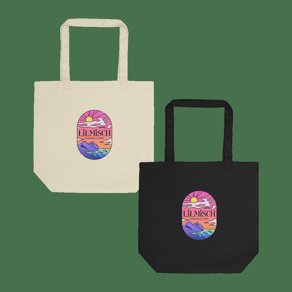 Organic Cotton Tote Bag: LILMISCH