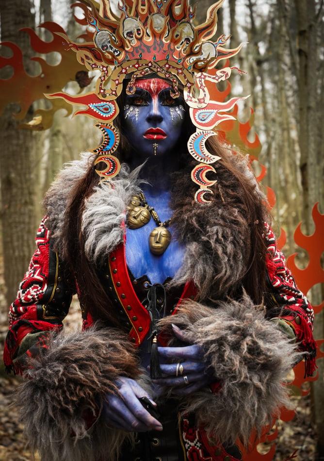 Image of Toxic Vision Kali jacket