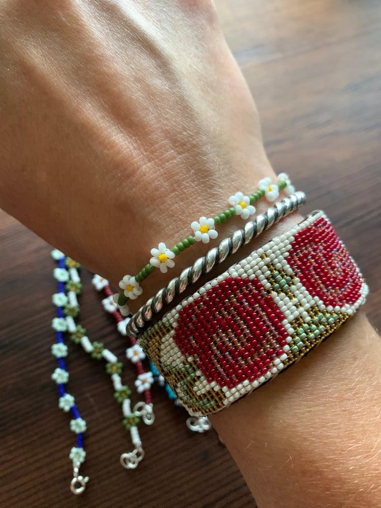 Image of Wildflower bracelets