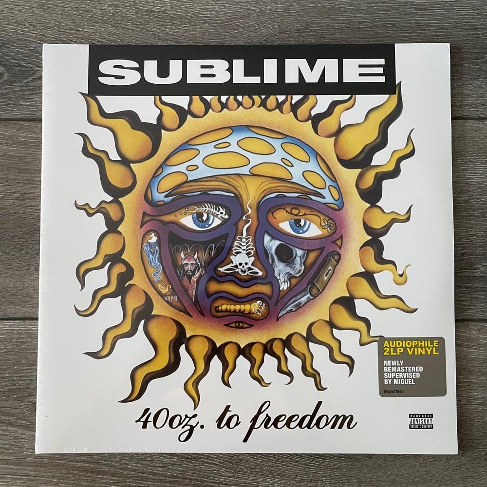 Image of Sublime - 40 Oz. To Freedom Vinyl 2xLP