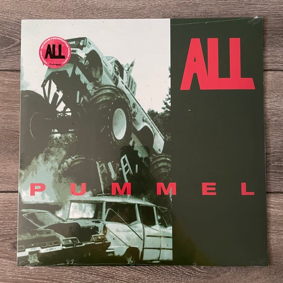 Image of All - Pummel Vinyl LP