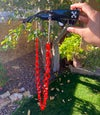 Red Hearts Glasses Chain