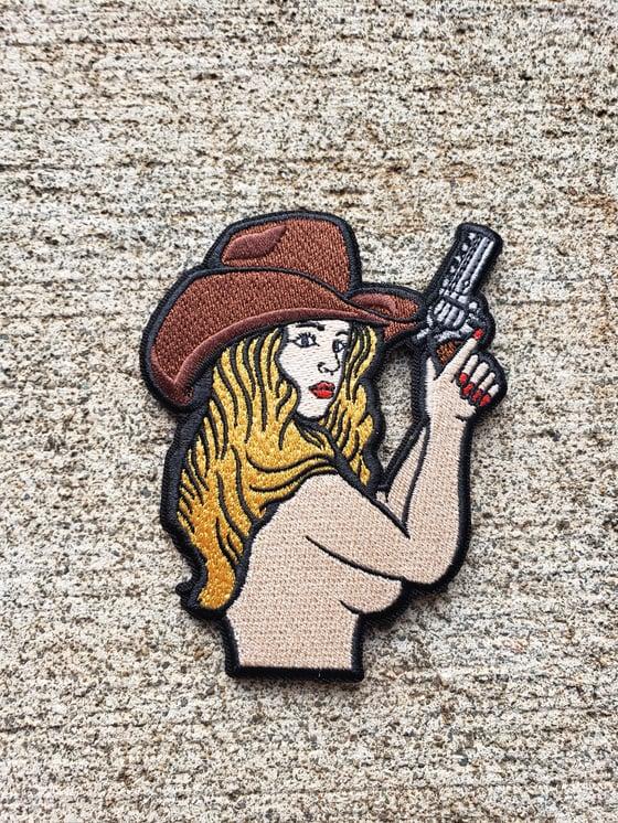Image of 2a 44 Magnum Hunnie