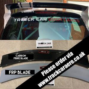 Image of Renault Clio MK2 SPOILER ROAD VERSION - CARBON FIBRE OR FIBRE GLASS BLADE