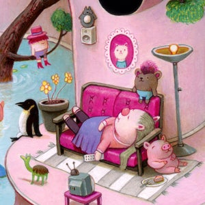 Image of Mr. Pink's Place