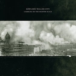 """Image of KOWLOON WALLED CITY """"Gambling On The Richter Scale"""" LP (PMM027)"""