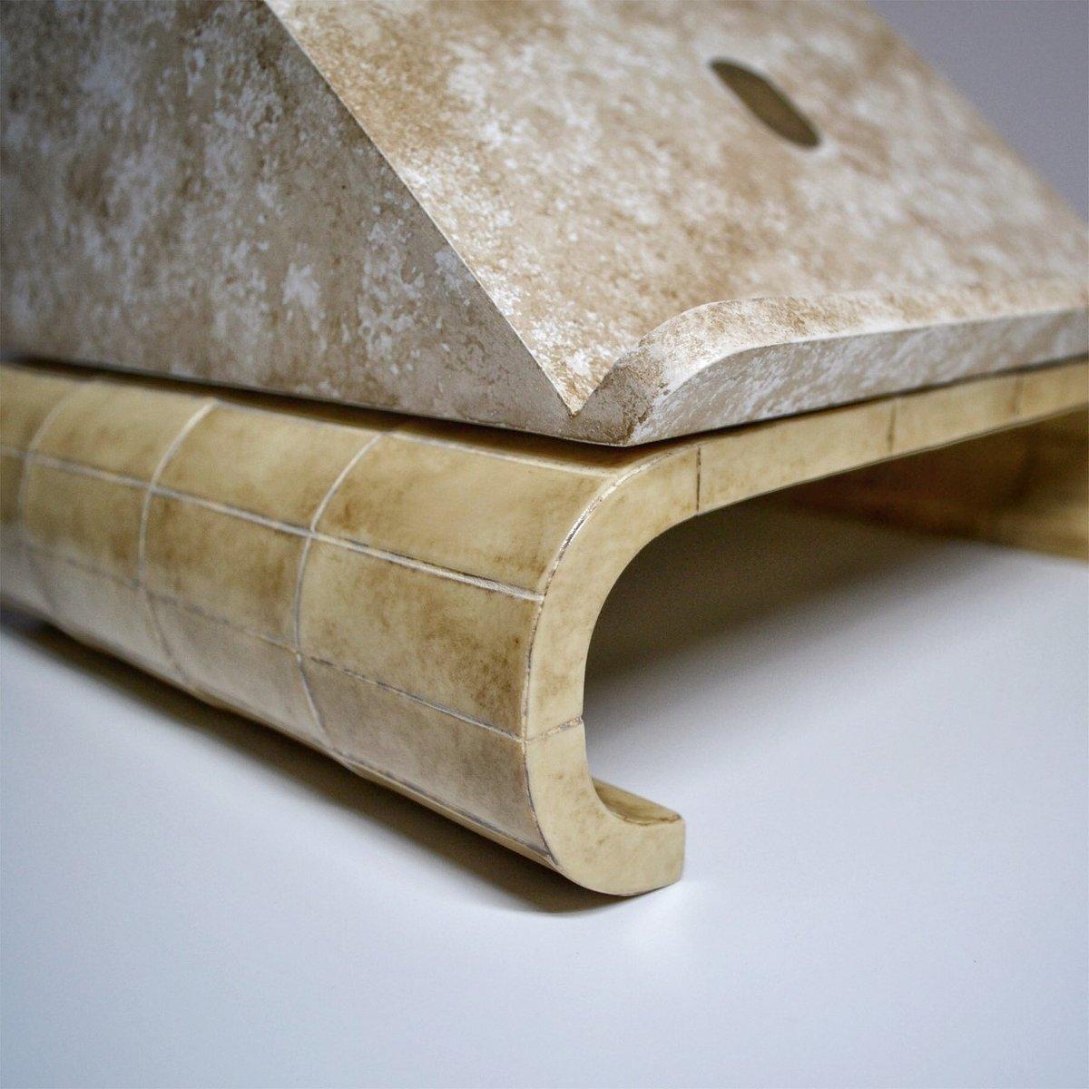 Image of Donovan's lectern