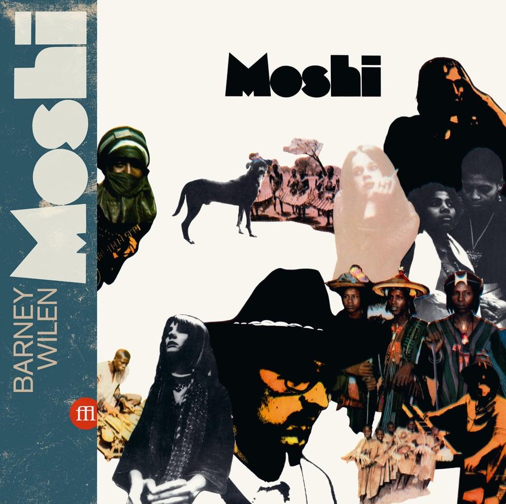 Image of BARNEY WILEN - MOSHI 2LP + DVD (FFL015)