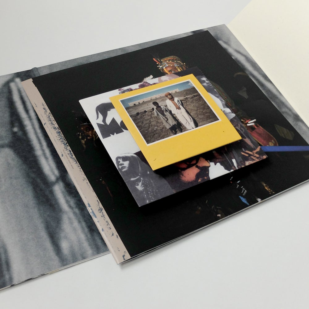 "Image of BARNEY WILEN - MOSHI ART EDITION 2LP + 7"" + DVD + OUTER SLEEVE (FFL015-ART)"