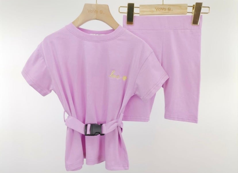 Image of With Love Two Piece Set