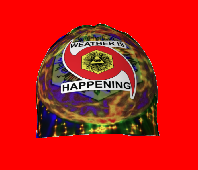 WEATHER REALM HAT