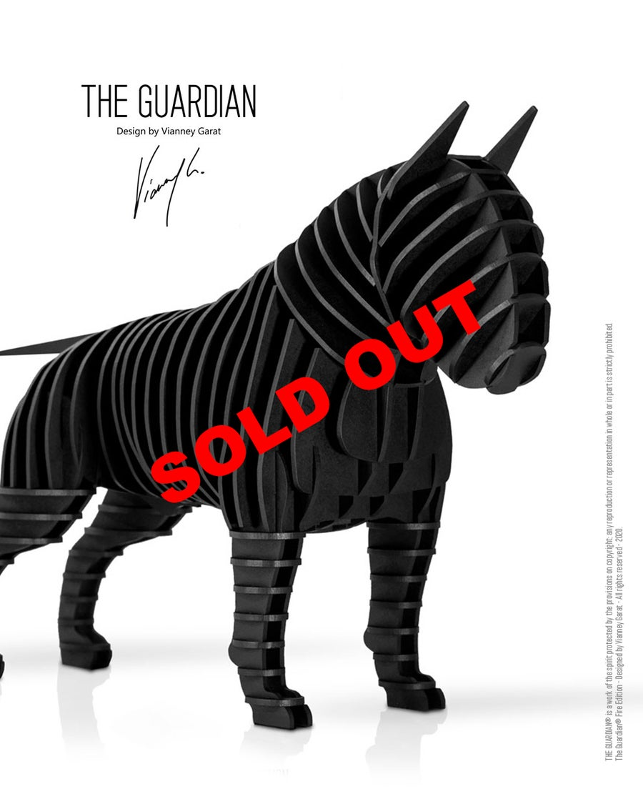 Image of The Guardian® - Black Edition - Limited Edition - 100 units