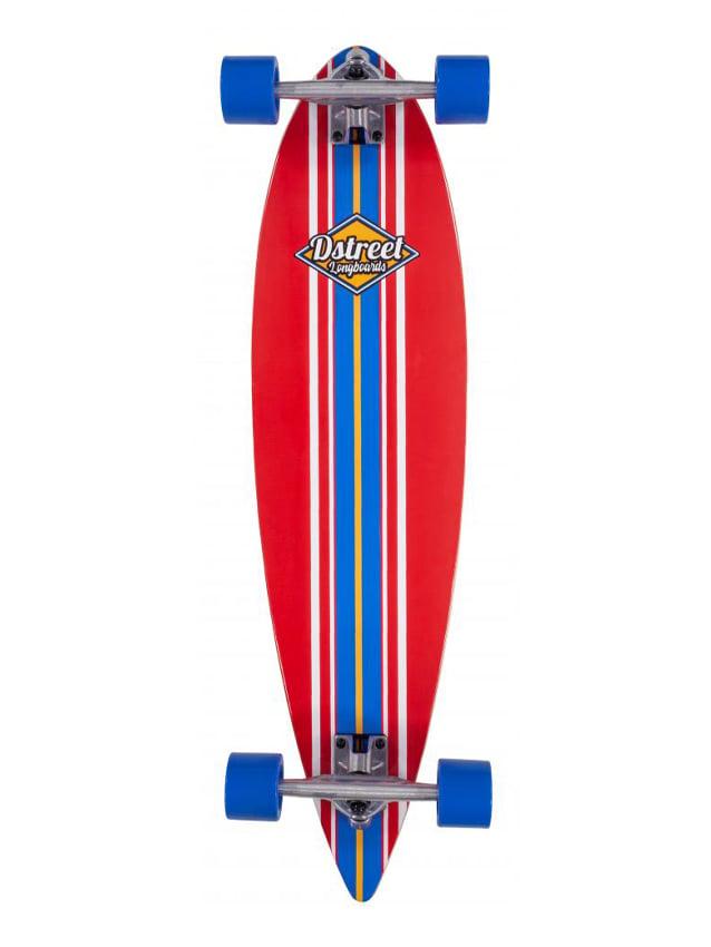 Image of D-Street .Longboard