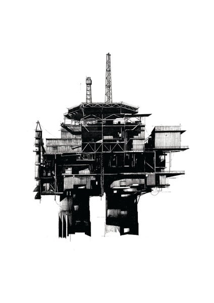 Image of Rig 1  (A2 Limited Edition)