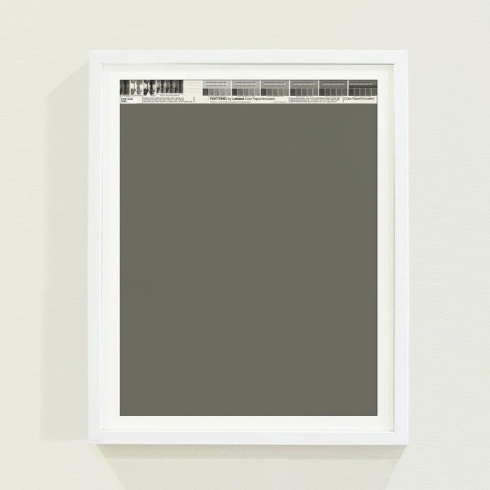 PANTONE® Letraset Posters × Greys