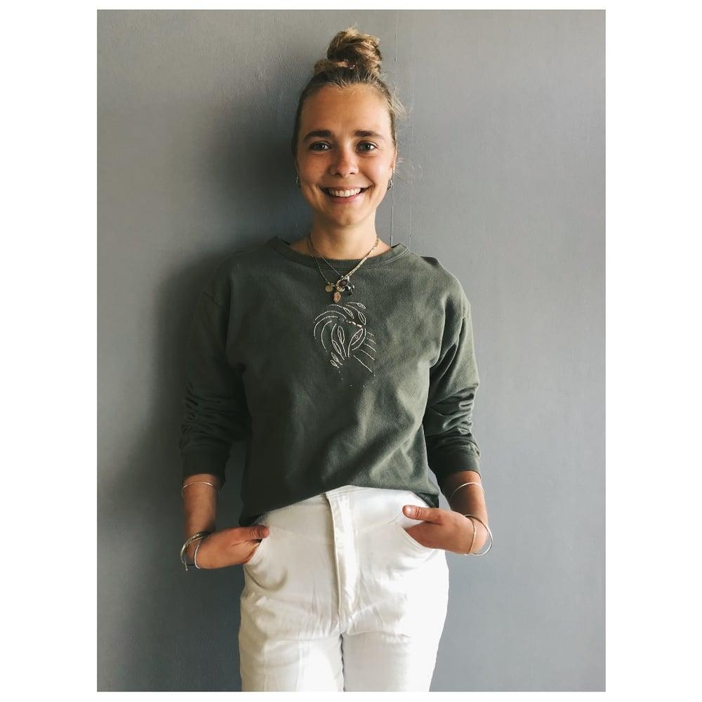 Image of LARISSA - Upcycled Sweatshirt