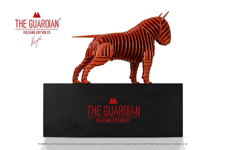 Image of The Guardian® - Vulcano Edition XS - 8 units