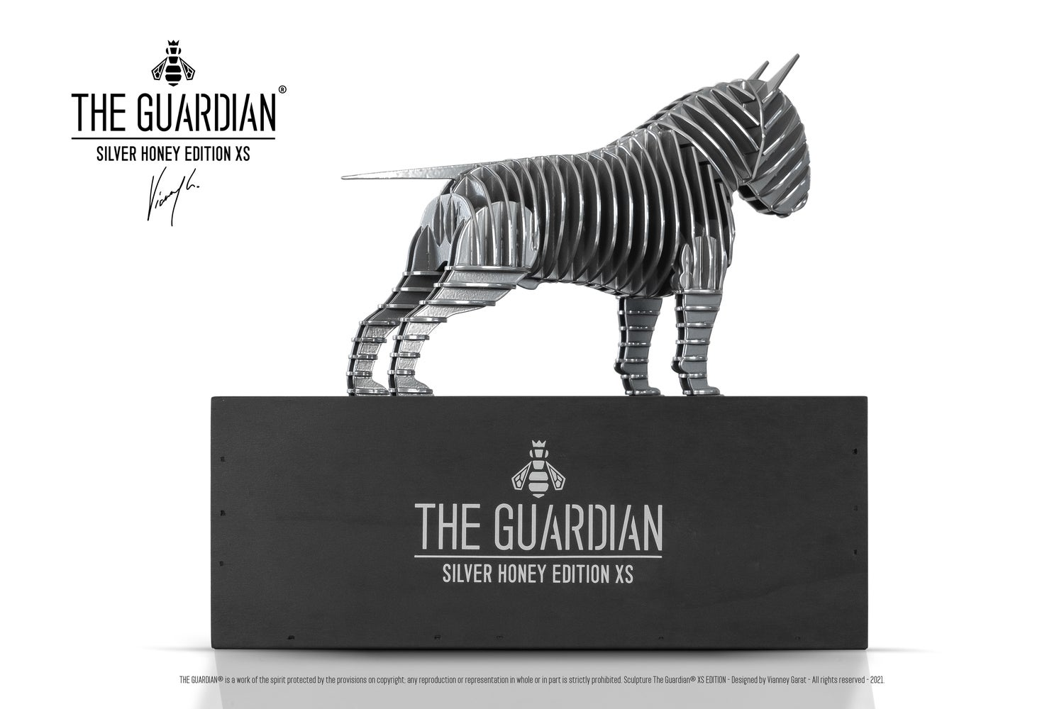 Image of Pre-Order - The Guardian® - Silver Honey Edition XS - 8 units