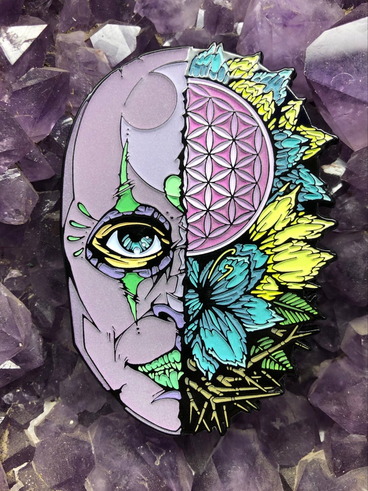Image of OG Mask of Life x Cody Isbill