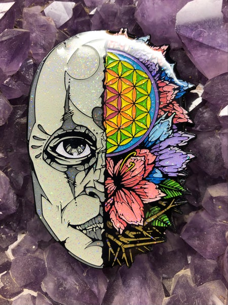 Image of Pleasant Mask of Life x Cody Isbill
